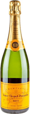 51,95 € Free Shipping   White sparkling Veuve Clicquot Gouache Edition Brut Gran Reserva A.O.C. Champagne France Pinot Black, Chardonnay, Pinot Meunier Bottle 75 cl   Thousands of wine lovers trust us to get the best price guarantee, free shipping always and hassle-free shopping and returns.