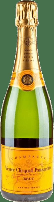 58,95 € Envoi gratuit | Blanc moussant Veuve Clicquot Gouache Edition Brut Gran Reserva A.O.C. Champagne France Pinot Noir, Chardonnay, Pinot Meunier Bouteille 75 cl