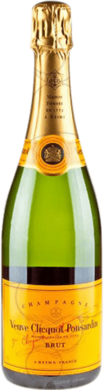58,95 € Free Shipping | White sparkling Veuve Clicquot Gouache Edition Brut Gran Reserva A.O.C. Champagne France Pinot Black, Chardonnay, Pinot Meunier Bottle 75 cl