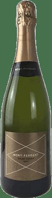 13,95 € 免费送货 | 白起泡酒 Mont-Ferrant Gran Cuvée 香槟 Reserva D.O. Cava 加泰罗尼亚 西班牙 Macabeo, Xarel·lo, Chardonnay, Parellada 瓶子 75 cl | 成千上万的葡萄酒爱好者信赖我们,保证最优惠的价格,免费送货,购买和退货,没有复杂性.