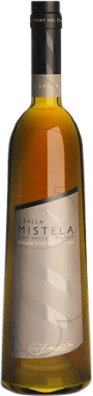 7,95 € Free Shipping | Fortified wine Sort del Castell J. Salla Mistela Catalonia Spain Grenache White, Macabeo Bottle 75 cl