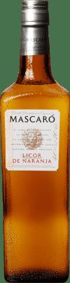 15,95 € Envío gratis | Triple Seco Mascaró Gran Licor de Naranja España Botella 70 cl