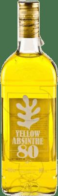 16,95 € Envío gratis | Absenta Antonio Nadal 80 Yellow España Botella 70 cl