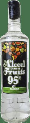 25,95 € Free Shipping | Marc Antonio Nadal Alcool pour Fruits Caiman 95º Aguardiente Spain Missile Bottle 1 L