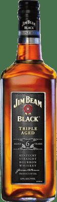 23,95 € Free Shipping | Whisky Blended Suntory Jim Beam Black Reserva United States Bottle 70 cl