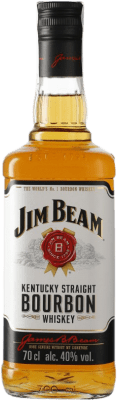 14,95 € Free Shipping | Bourbon Suntory Jim Beam United States Bottle 70 cl