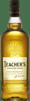 13,95 € Free Shipping | Whisky Blended Suntory Teacher's United Kingdom Missile Bottle 1 L