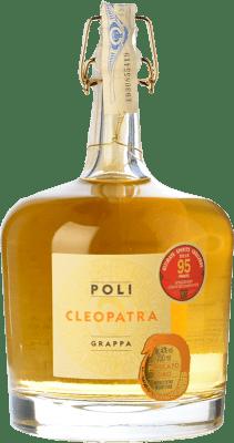 54,95 € Envoi gratuit | Grappa Poli Cleopatra Oro Italie Bouteille 70 cl