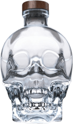 127,95 € Envoi gratuit | Vodka Brockmans Crystal Head Canada Bouteille Magnum 1,75 L