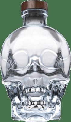 116,95 € Free Shipping   Vodka Brockmans Crystal Head Canada Magnum Bottle 1,75 L