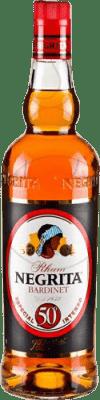 15,95 € Free Shipping | Rum Bardinet Negrita Dorado 50º Intenso Añejo Spain Missile Bottle 1 L