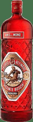 18,95 € Envoi gratuit   Anisé Anís del Mono Edición Botella Roja Doux Espagne Bouteille Magnum 1,5 L