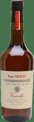 78,95 € Envío gratis | Calvados Roger Groult Venerable Francia Botella 70 cl
