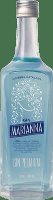 18,95 € Free Shipping | Gin Apats Marianna Gin Spain Bottle 70 cl