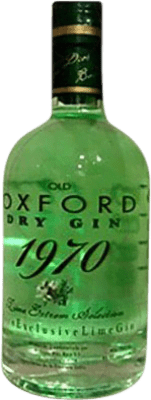 14,95 € Free Shipping | Gin Dios Baco Oxford 1970 Gin Spain Bottle 70 cl