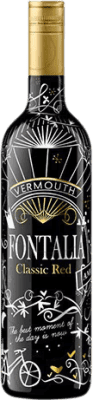 8,95 € Free Shipping | Vermouth Bellmunt del Priorat Fontalia Classic Red Spain Bottle 75 cl