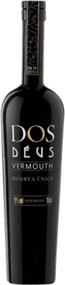 26,95 € Free Shipping | Vermouth Bellmunt del Priorat Dos Déus Reserva Unica Reserva Spain Bottle 75 cl