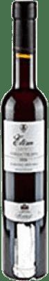 9,95 € Free Shipping | Fortified wine Falset Maráa Etim Negre Dolç Sweet D.O. Montsant Catalonia Spain Grenache, Mazuelo, Carignan Half Bottle 50 cl