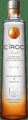 37,95 € Envoi gratuit | Vodka Cîroc Peach France Bouteille 70 cl