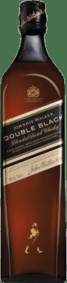 37,95 € Free Shipping | Whisky Blended Johnnie Walker Double Black Reserva United Kingdom Bottle 70 cl