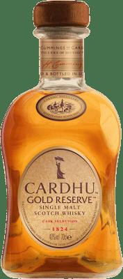 35,95 € Envoi gratuit | Whisky Single Malt Cardhu Gold Reserve Reserva Royaume-Uni Bouteille 70 cl