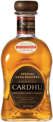 52,95 € Envoi gratuit | Whisky Single Malt Cardhu Special Cask Reserve Reserva Royaume-Uni Bouteille 70 cl