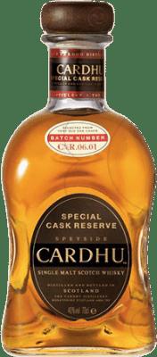 41,95 € Free Shipping | Whisky Single Malt Cardhu Special Cask Reserve Reserva United Kingdom Bottle 70 cl