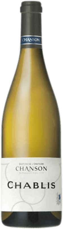 23,95 € Free Shipping | White wine Domaine Chanson Crianza A.O.C. Chablis France Chardonnay Bottle 75 cl