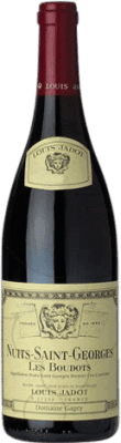 108,95 € Free Shipping | Red wine Louis Jadot Les Boudots 1er Cru A.O.C. Nuits-Saint-Georges France Pinot Black Bottle 75 cl