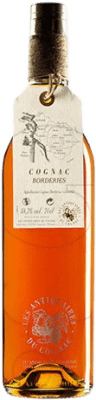 52,95 € Free Shipping | Cognac Les Antiquaires V.S.O.P. Very Superior Old Pale France Bottle 70 cl
