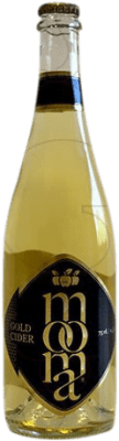 6,95 € Free Shipping | Cider Moma Gold Spain Bottle 75 cl