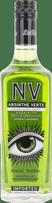 24,95 € Envío gratis | Absenta Verte NV Francia Botella 70 cl