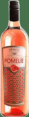 3,95 € Kostenloser Versand | Liköre Elosegi Pomelie Spanien Flasche 75 cl