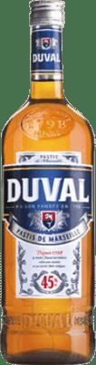 13,95 € Free Shipping | Pastis Duval France Missile Bottle 1 L
