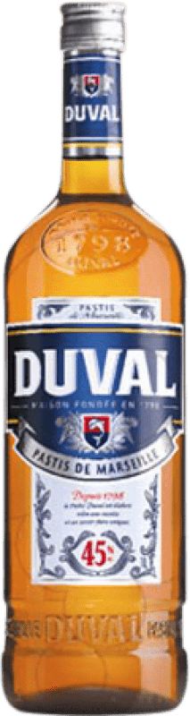 11,95 € Envío gratis   Pastis Duval Francia Botella Misil 1 L