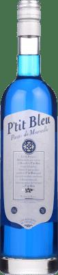 13,95 € Envío gratis   Pastis Petit Bleu Francia Botella 70 cl