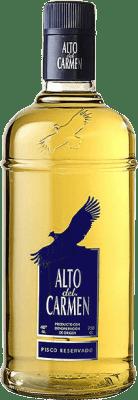 17,95 € Kostenloser Versand | Pisco Alto del Carmen Chile Flasche 70 cl