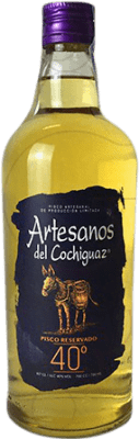 15,95 € Free Shipping | Pisco Artesanos del Cochiguaz Chile Bottle 70 cl