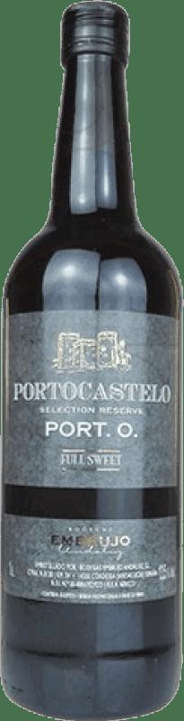 4,95 € Envío gratis | Licores Portocastelo España Botella Misil 1 L