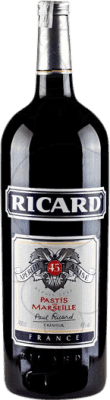 73,95 € Free Shipping | Pastis Pernod Ricard France Special Bottle 4,5 L