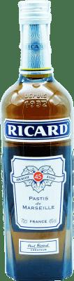 19,95 € Envío gratis   Pastis Pernod Ricard Kósher Francia Botella 70 cl