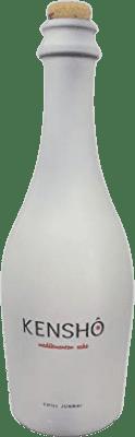 12,95 € Free Shipping | Sake Kenshô Chill Junmai Spain Botellín Tercio 33 cl