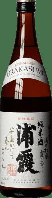 27,95 € Envío gratis | Sake Urakasumi Japón Botella 72 cl