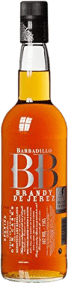 9,95 € Free Shipping | Brandy Barbadillo Spain Bottle 70 cl