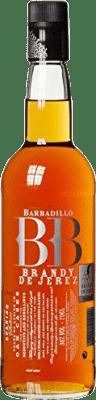 8,95 € Kostenloser Versand | Brandy Barbadillo Spanien Flasche 70 cl