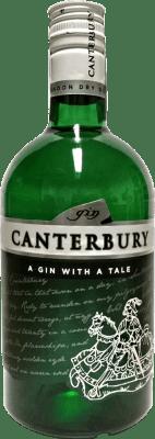 14,95 € Kostenloser Versand | Gin Canterbury Spanien Flasche 70 cl