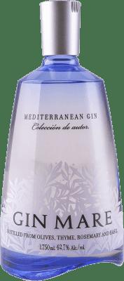 66,95 € Envoi gratuit | Gin Gin Mare Espagne Bouteille Magnum 1,75 L