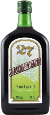 7,95 € Envío gratis | Digestivo 27 Siebenundzwanzic España Botella 70 cl
