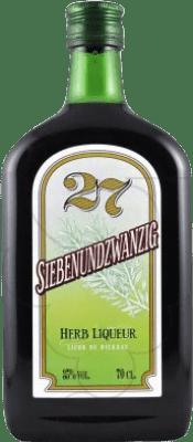 7,95 € Kostenloser Versand | Verdauungs 27 Siebenundzwanzic Spanien Flasche 70 cl