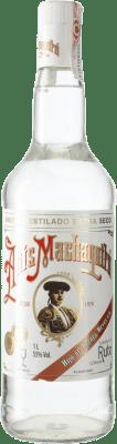 14,95 € Kostenloser Versand | Anislikör Anís Machaquito Trocken Spanien Rakete Flasche 1 L